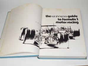 GUINNESS GUIDE TO GRAND PRIX MOTOR RACING : THE  (Dymock 1982)